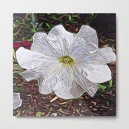 Enchanted Flower Metal Print