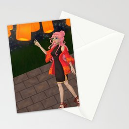 Laterns Stationery Cards