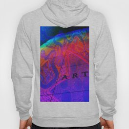 Art Wall Collage Hoody
