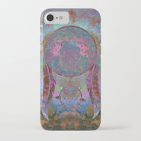 dreamcatcher iPhone & iPod Cases featuring Dreamcatcher by Starstuff