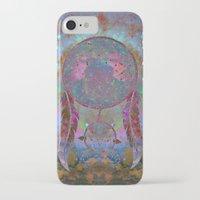 dreamcatcher iPhone & iPod Cases featuring Dreamcatcher by Starstuff