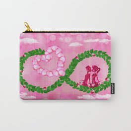 Love Story Carry-All Pouch