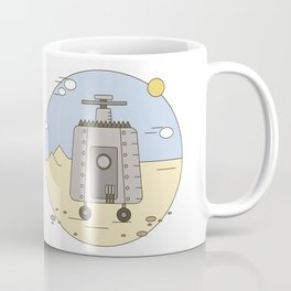 Pepelats. Russian science fiction. Coffee Mug