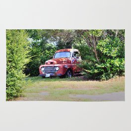 1950 Ford F100 Rug