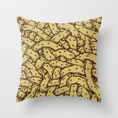 Branches (alternate version) Throw Pillow