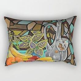 Abstract Still Life Rectangular Pillow