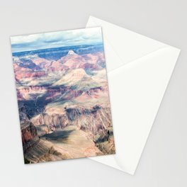 Grand Canyon with Clouds Stationery Cards