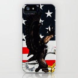 American Pride iPhone Case