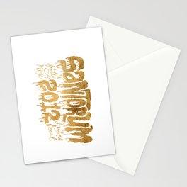 Santorum Stationery Cards