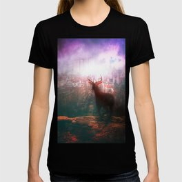The City of Red Deer by GEN Z T-shirt