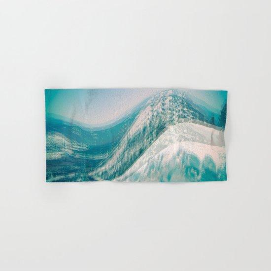 Blue mountains Hand & Bath Towel