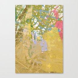 Entangle Canvas Print