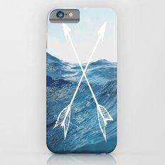 Deep sea arrows Slim Case iPhone 6s