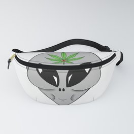 Third Eye Alien Fanny Pack