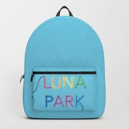 LUNA PARK - multi strong Backpack