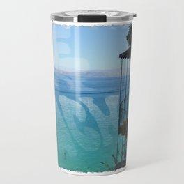 Be My Beach Travel Mug