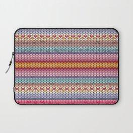 knitting pattern Laptop Sleeve