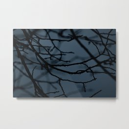 One Of Those Days - The Tree Metal Print