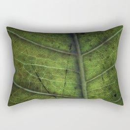 Leaf Five Rectangular Pillow