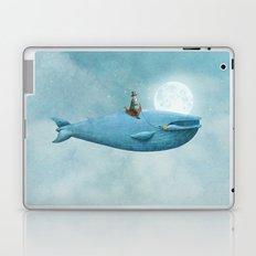 Whale Rider  Laptop & iPad Skin