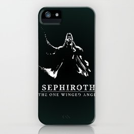Sephiroth - One Winged Angel iPhone Case