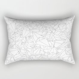 Cranes Rectangular Pillow