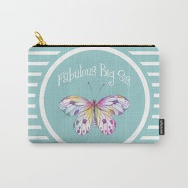 Fabulous Big Sister Gifts Carry-All Pouch
