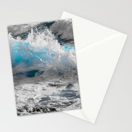 Wave Series Photograph No. 2 Stationery Cards