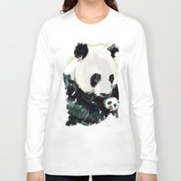 mother Long Sleeve T-shirts featuring Mother by Jaleesa McLean