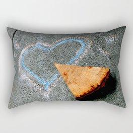 Take Another Little Pizza My Heart Rectangular Pillow