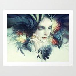 Tavuk Art Print