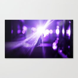 Holding the Will-o-Wisp Canvas Print