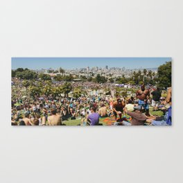 San Francisco Pride Canvas Print