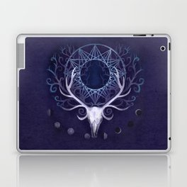 Season Of The Moon's Winter Fire Laptop & iPad Skin