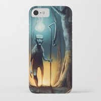 kieren walker iPhone & iPod Cases featuring Walker by SEBS