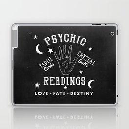 Psychic Readings Fortune Teller Art Laptop & iPad Skin