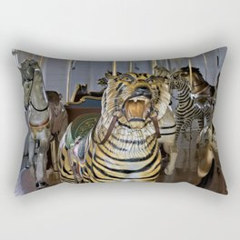 Cry of the Tiger Rectangular Pillow