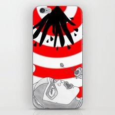 Harley Quinn Bullseye iPhone & iPod Skin