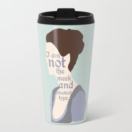 Claire Fraser Quote Travel Mug