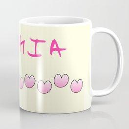 first Name  4 Sophia Coffee Mug