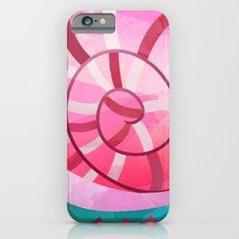 Snail Love iPhone Case