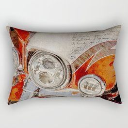 2014 CVO Limited FLHTKSE Rectangular Pillow