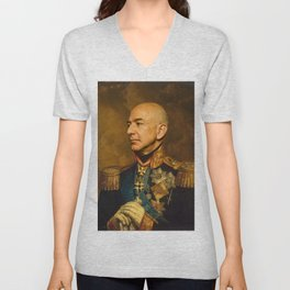 Jeff Bezos Classical Regal General Painting Unisex V-Neck