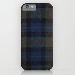 Love Tartán (20) - Gunn clan iPhone Case