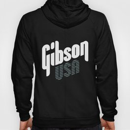 Gibson USA Guitars Electric Bass Hard Rock Acoustic Black Electric Hoody