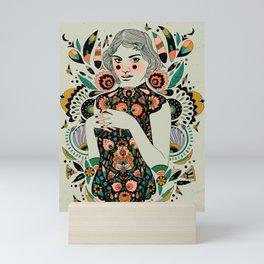 A Future Bright Mini Art Print