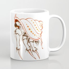 Hermit Coffee Mug