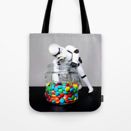 Busted! Tote Bag