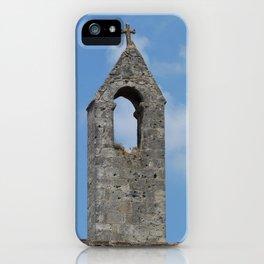 Saint Emilion rooftop iPhone Case