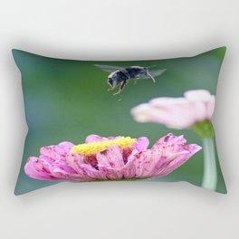 Flight of the Bumblebee Rectangular Pillow